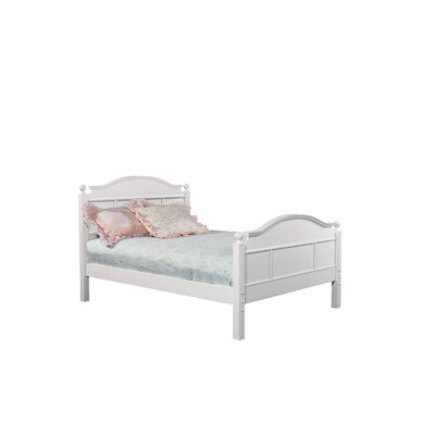 Bolton Furniture Emma Bed with Tall Headboard & Footboard - Size: Full at Sears.com