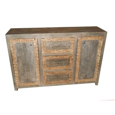 Brandon 3 Drawer Sideboard