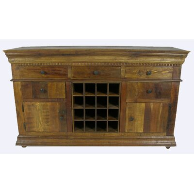 Sedalia 5 Drawer Wine Sideboard