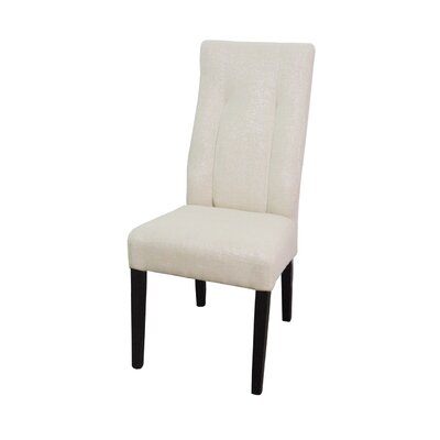 Linen Parsons Chair