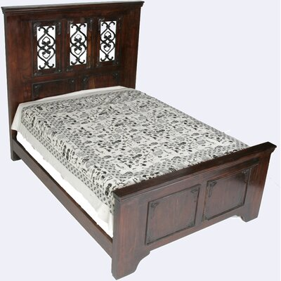 Durango Platform Bed Size: King