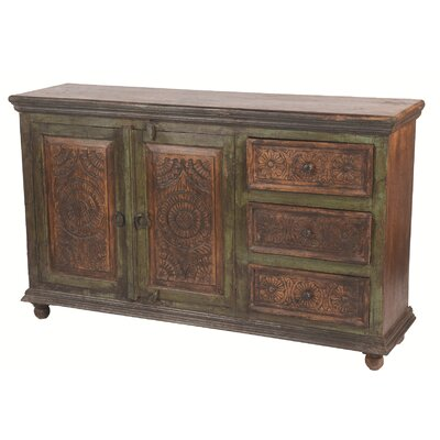 Arvada 3 Drawer Sideboard