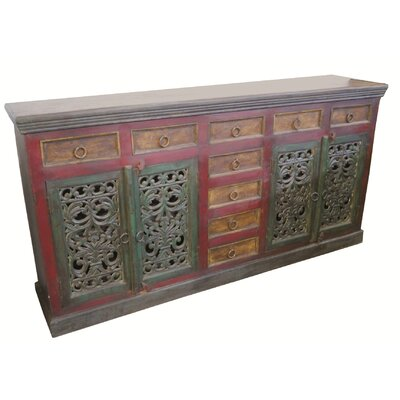Arvada 9 Drawer Sideboard