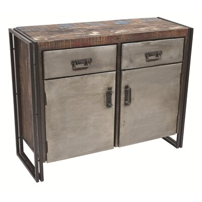 Allison 2 Drawer Server