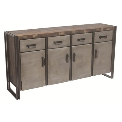 Allison 4 Drawer Sideboard