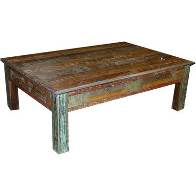 Mcdonnell Coffee Table Size: 18 H x 40 W x 40 D