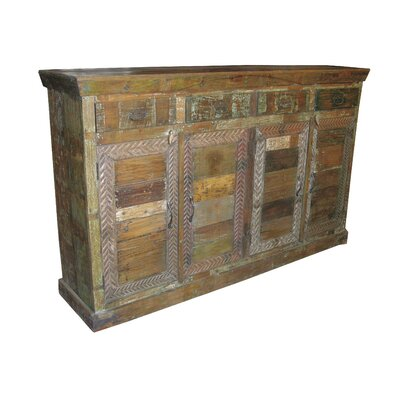 Trinidad 4 Drawer Sideboard