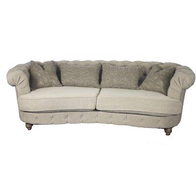 Down Sofa Upholstery: Sand