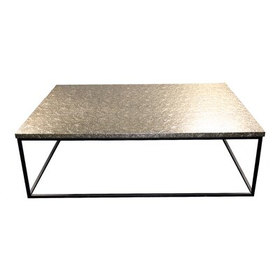 Orlando Coffee Table Size: 19 H x 47 W x 30 D
