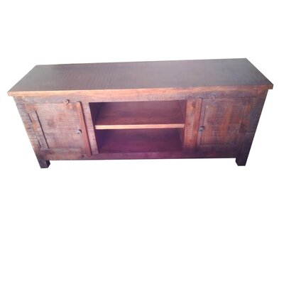 Mezzanine 60 TV Stand Color: Natural