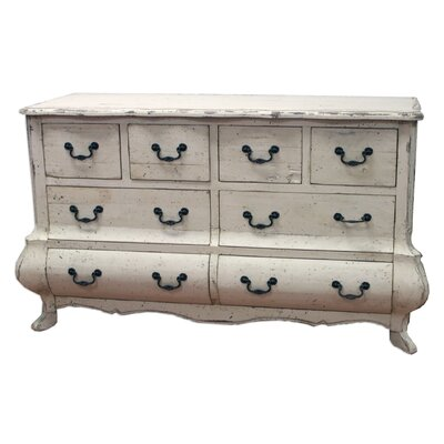 Syracuse 8 Drawer Dresser