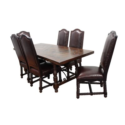 Burbank 7 Piece Dining Set