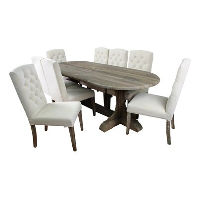 Syracuse 9 Piece Dining Set