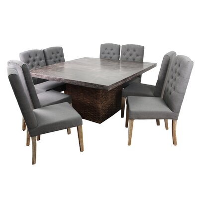 Brandon 9 Piece Dining Set