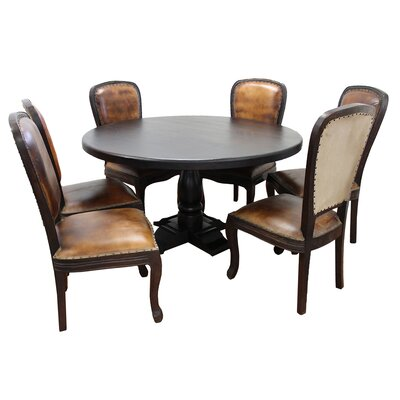 Bliss 7 Piece Dining Set