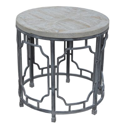 Norwalk End Table