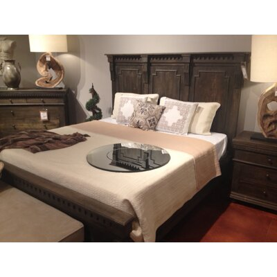 Historic Platform Bed Size: Queen
