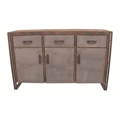 Allison 3 Drawer Sideboard