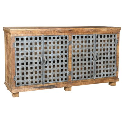 Napa Metal Sideboard