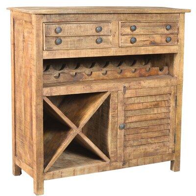 Napa Floor Wine Cabinet