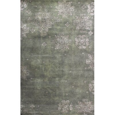 ANDORRA 07 8.0X11.0 BROWN HANDTUFTED RUG