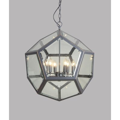 Herm�nia 6-Light Foyer Pendant