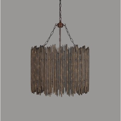 Hipolito 4-Light Geometric Pendant