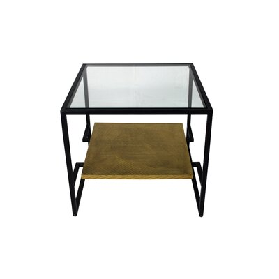 Portia Square End Table