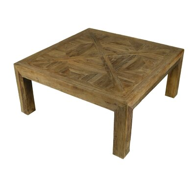 Oxalis Square Coffee Table