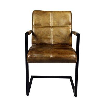 Rui Armchair Upholstery: Chestnut