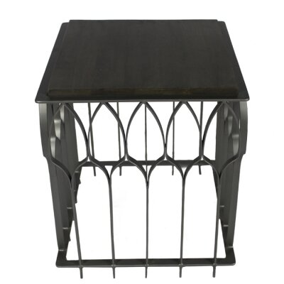 Toi Square End Table