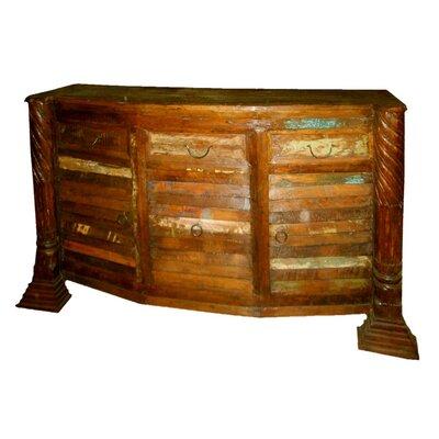 Bar Cabinet with Wine Storage