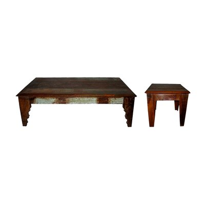 Edgehill Coffee Table Set