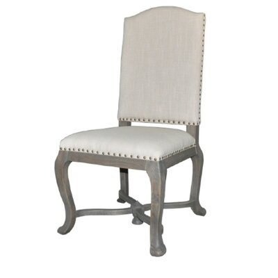 Paw Side Chair Upholstery: Beige