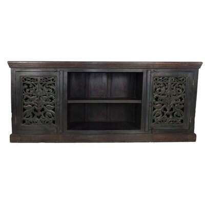 72-84 TV Stand Width of TV Stand: 36 H x 84 W x 18 D