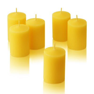 Citronella Yellow Votive Candles LITD-VCY1536