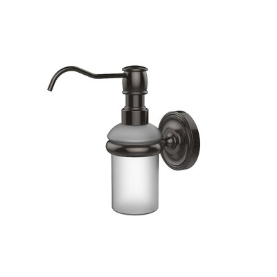 Universal Wall Mounted Soap Dispenser Finish: Oil Rubbed Bronze
