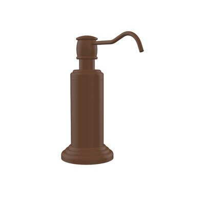 Waverly Place Free Standing Soap Dispenser Finish: Antique Bronze