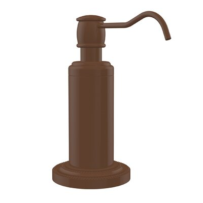 Dottingham Free Standing Soap Dispenser Finish: Antique Bronze