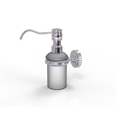 Dottingham Wall Mounted Soap Dispenser Finish: Polished Chrome