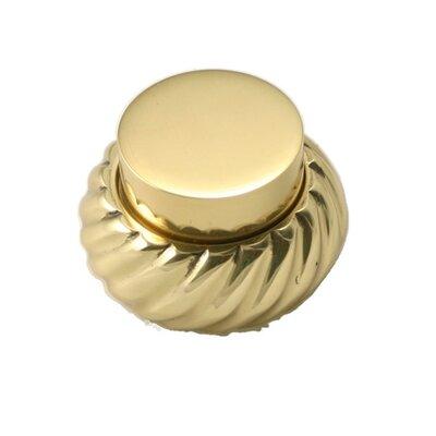 Allied Brass Waverly Place Shower Curtain Rod Bracket - Finish: Polished Brass