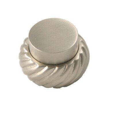 """Allied Brass Universal 22"""" Round Tilt Beveled Mirror - Finish: Satin Nickel"""