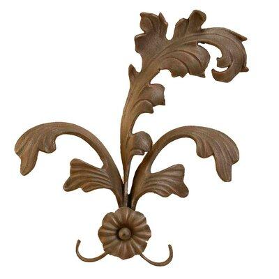 Menagerie Casa Artistica Extended Leaf Curtain Holdbacks (Set of 2) - Finish: Bronze at Sears.com