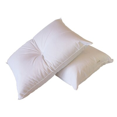 Back Pain B Gone Polyfill Standard Pillow