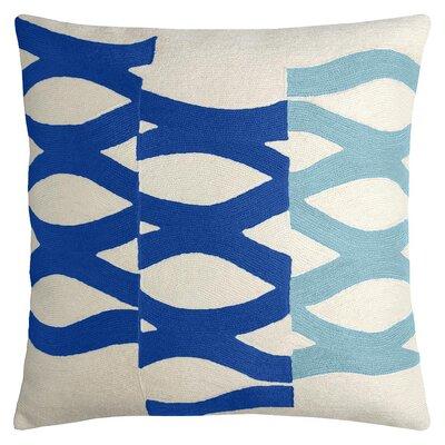 DNA New Zealand Wool Throw Pillow