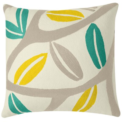Branches New Zealand Wool Throw Pillow