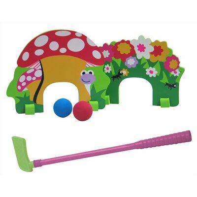 Garden Party Mini Combo Golf Game Set 905031