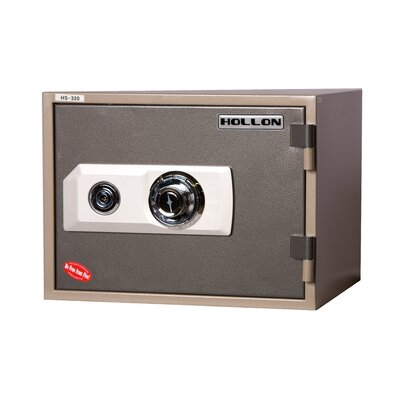 "Hollon Safe 2 Hr Fireproof Home Safe - Size: 8"", Lock Type: Combination Lock at Sears.com"