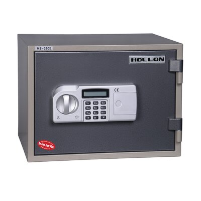 "Hollon Safe 2 Hr Fireproof Home Safe - Size: 8"", Lock Type: Electronic Lock at Sears.com"