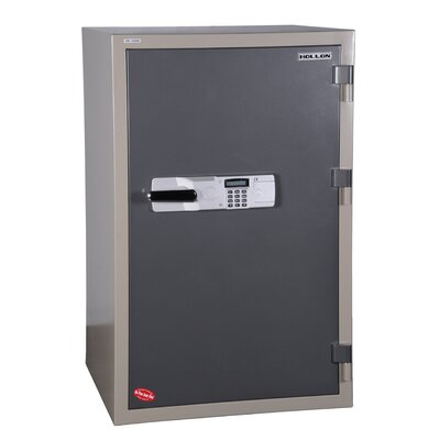 Hr Fireproof Electronic Lock Drawer Office Safe Product Image 3200